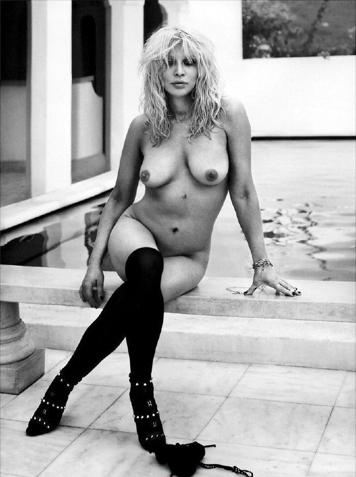 Courtney Love Nago. Zdjęcie - 25