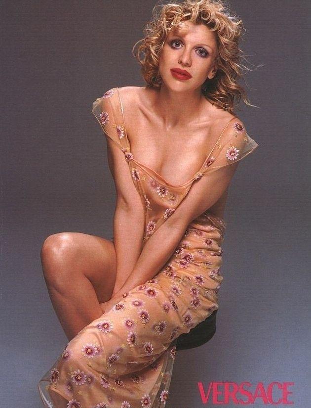 Courtney Love Nago. Zdjęcie - 3