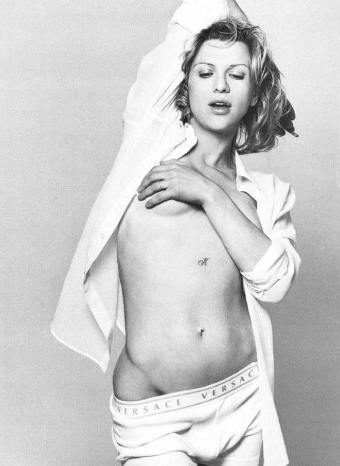 Courtney Love Nago. Zdjęcie - 30