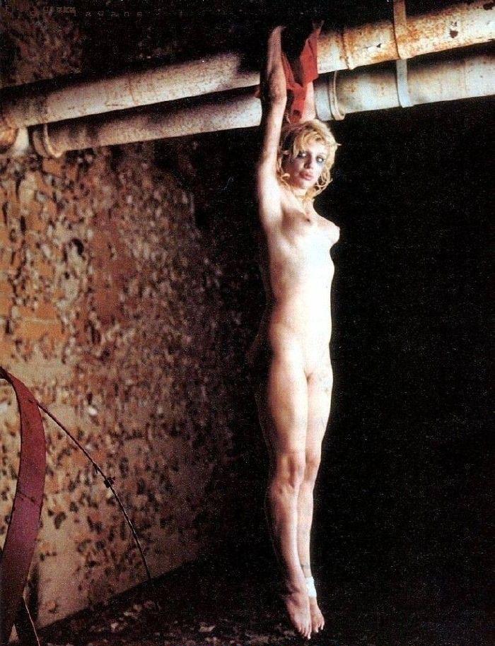 Courtney Love Nago. Zdjęcie - 4