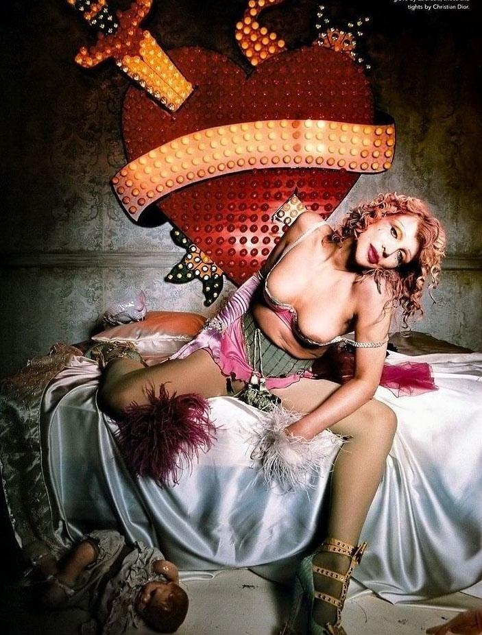 Courtney Love Nago. Zdjęcie - 5