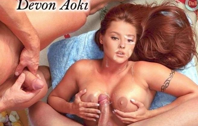 ¿Estás buscando ver los mejores fotos de Devon Aoki completamente desnuda?