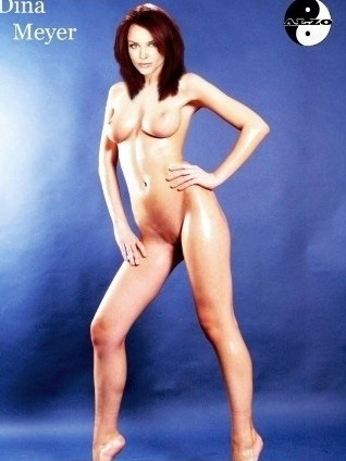 Dina Meyer Nago. Zdjęcie - 5