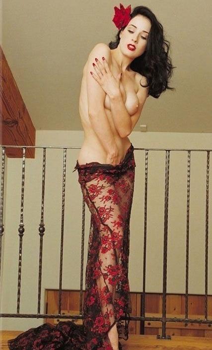 Dita Von Teese Nago. Zdjęcie - 1