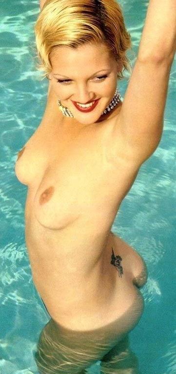 Drew Barrymore Nago. Zdjęcie - 24