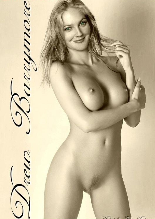 Drew Barrymore Nude. Photo - 33