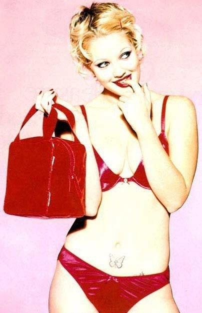 Drew Barrymore Nude. Photo - 8