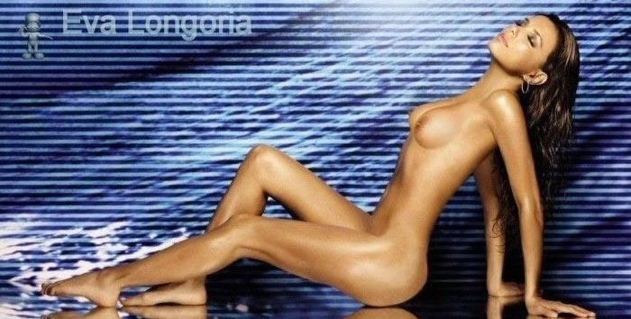 Eva Longoria Nago. Zdjęcie - 62