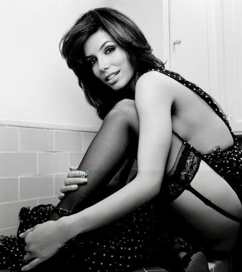Eva Longoria Nackt. Foto - 7