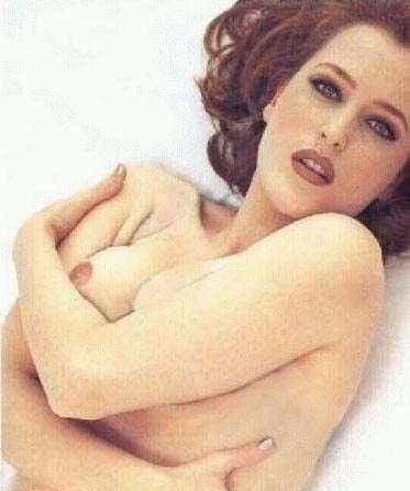 Gillian Anderson Nago. Zdjęcie - 10