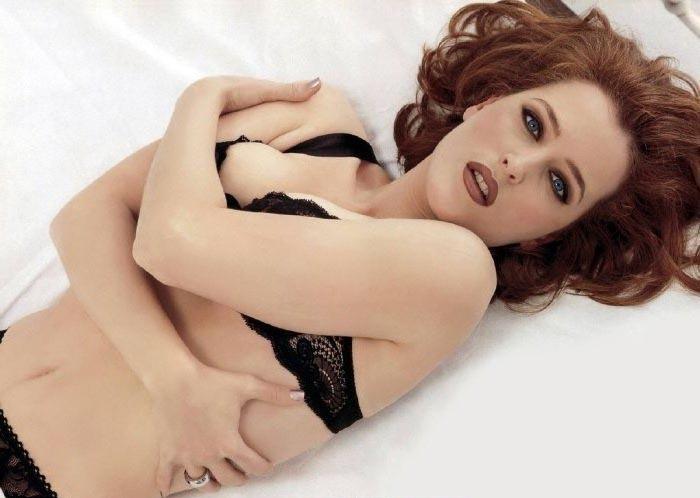 Gillian Anderson Nago. Zdjęcie - 13