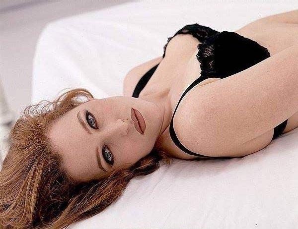 Gillian Anderson Nago. Zdjęcie - 14