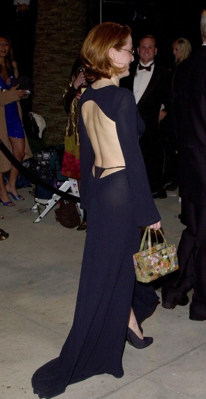 Gillian Anderson Nago. Zdjęcie - 19