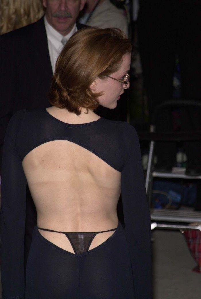 Gillian Anderson Nago. Zdjęcie - 20