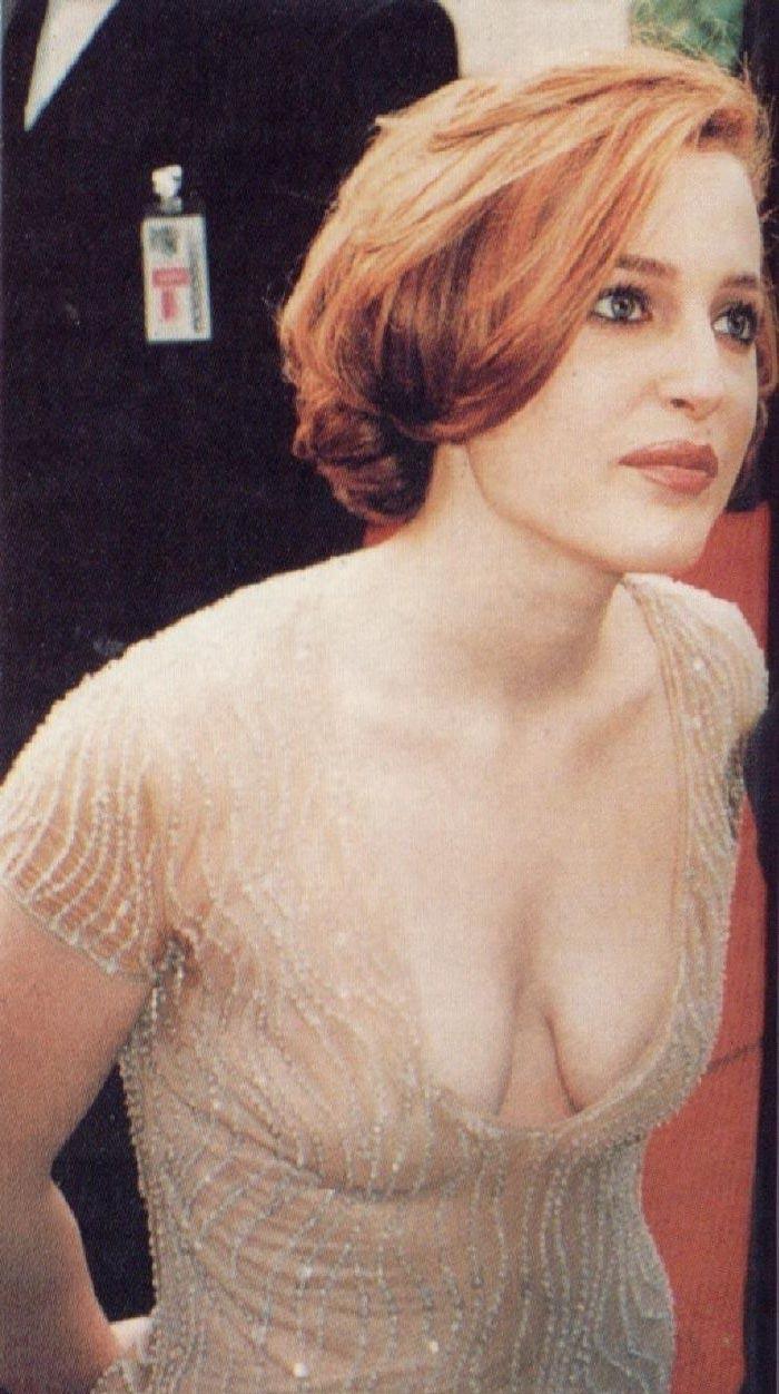 Gillian Anderson Nago. Zdjęcie - 28