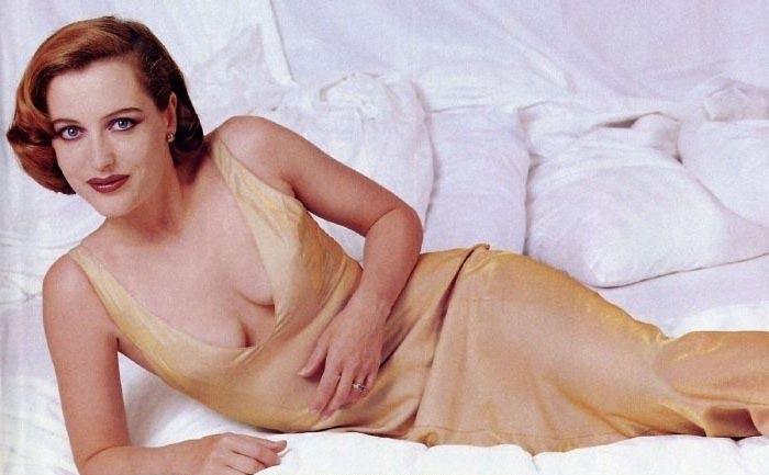 Gillian Anderson Nago. Zdjęcie - 33