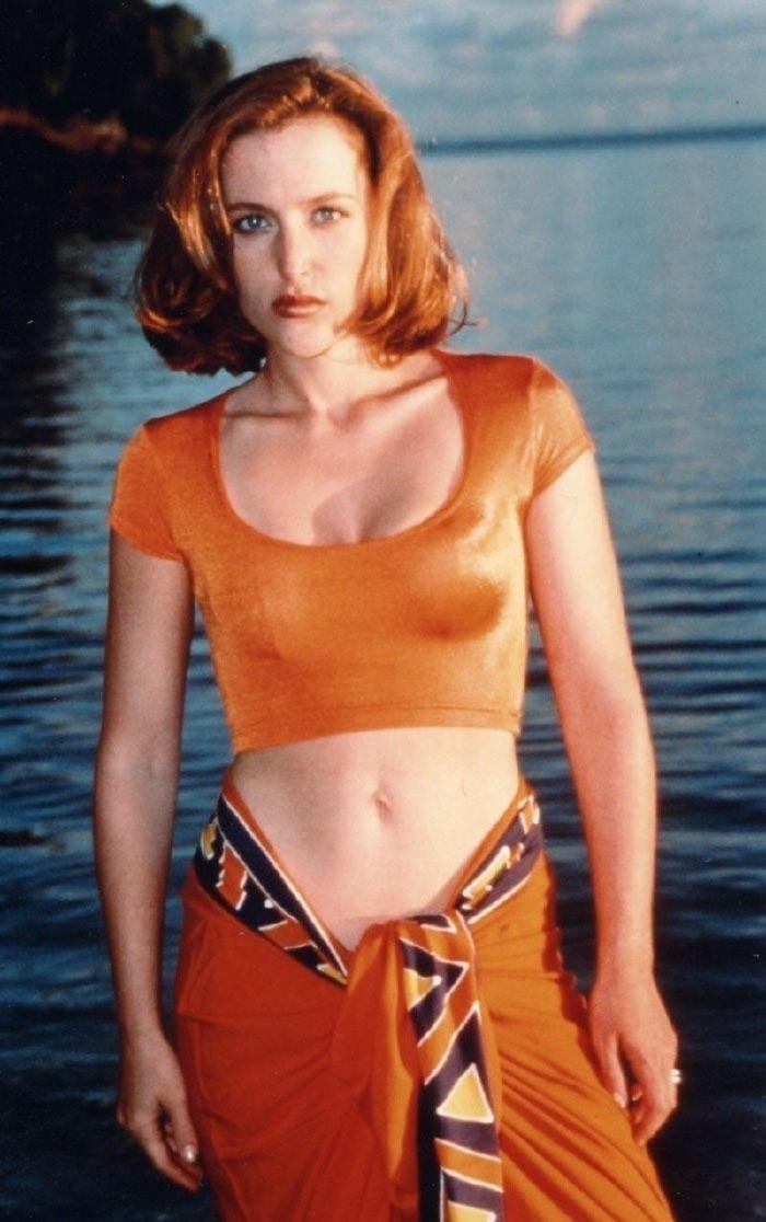 Gillian Anderson Nago. Zdjęcie - 38