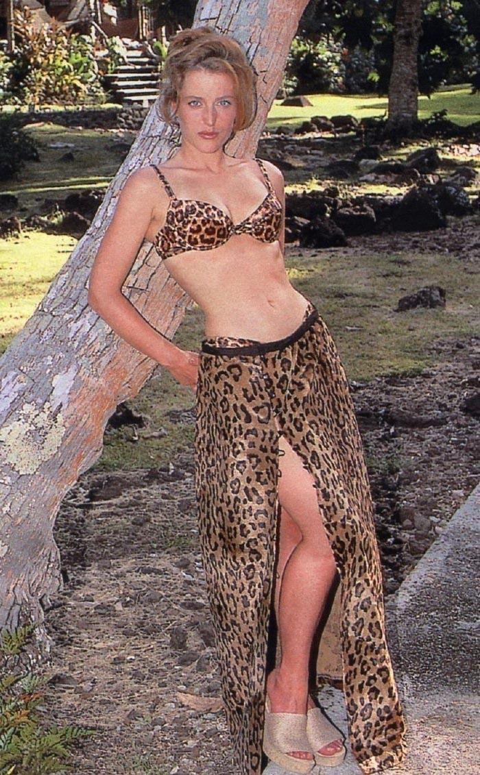 Gillian Anderson Nago. Zdjęcie - 41