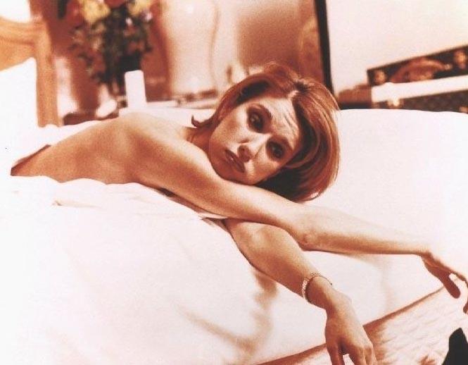 Gillian Anderson Nago. Zdjęcie - 43