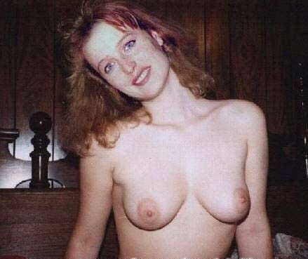 Gillian Anderson Nago. Zdjęcie - 8