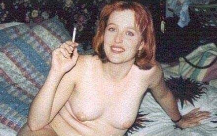 Gillian Anderson Nago. Zdjęcie - 9