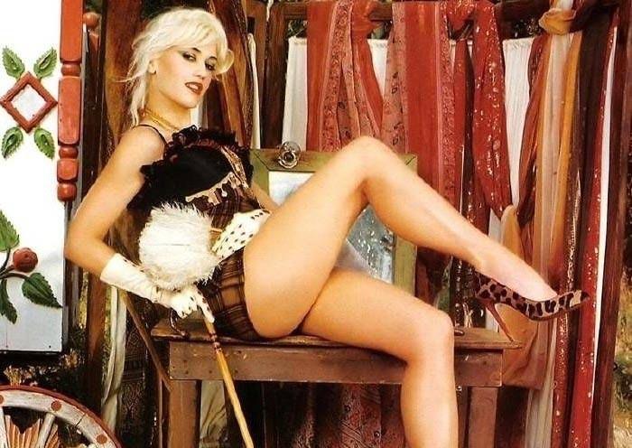 Gwen Stefani Nago. Zdjęcie - 4