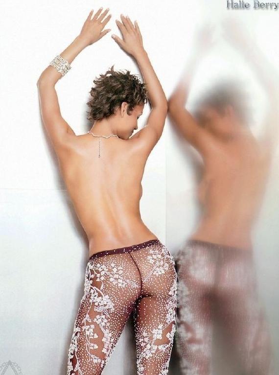 Halle Berry Nago. Zdjęcie - 10