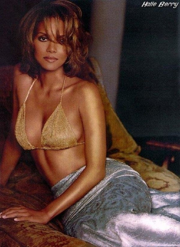 Halle Berry Nude. Photo - 13