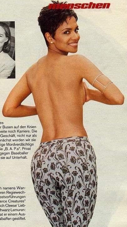 Halle Berry Nago. Zdjęcie - 15