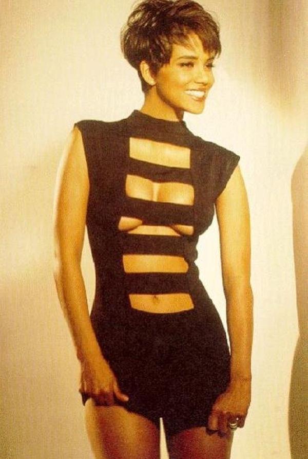 Halle Berry Nago. Zdjęcie - 17