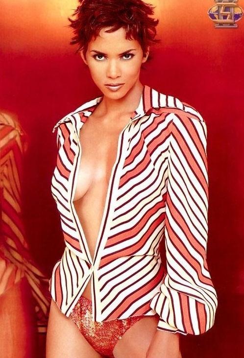 Halle Berry Nago. Zdjęcie - 3