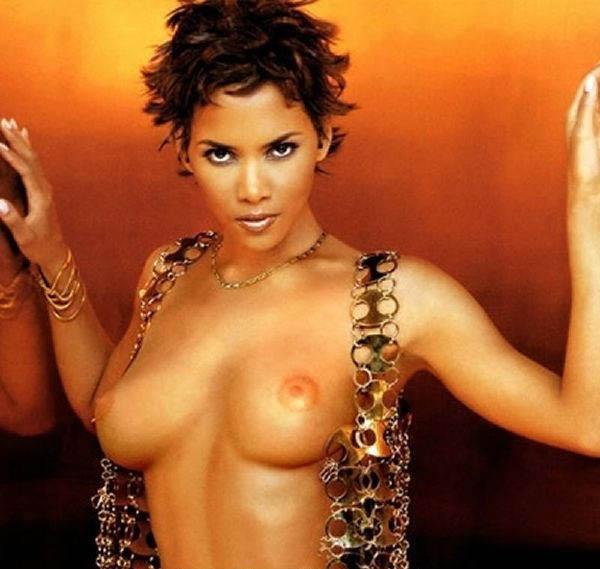 Halle Berry Nude. Photo - 41