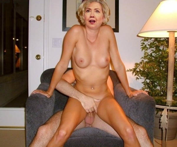 Hillary Clinton Nackt. Foto - 10