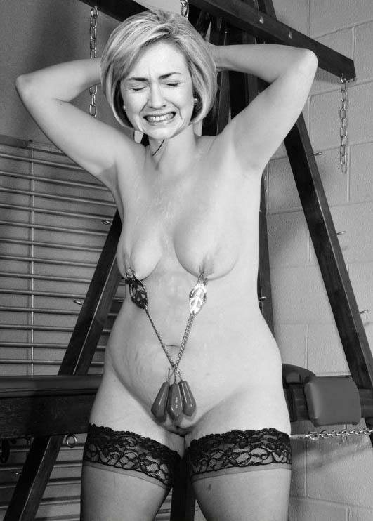 Hillary Clinton Nackt. Foto - 16