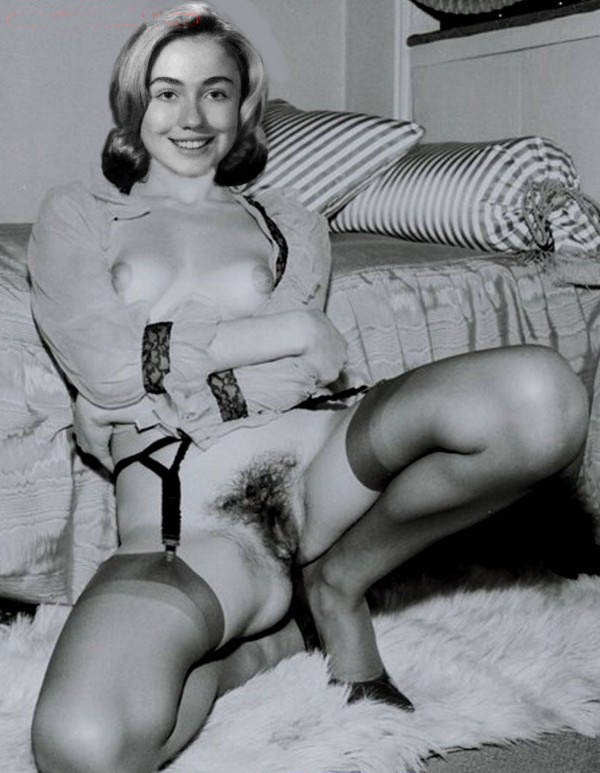 Hillary Clinton Nackt. Foto - 5