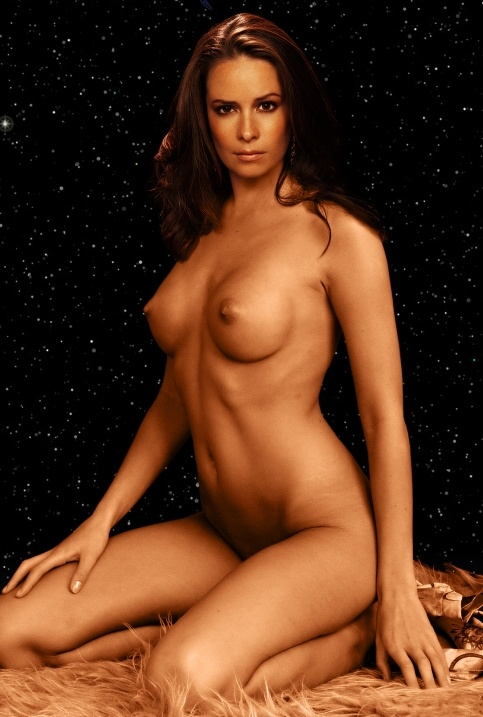Holly Marie Combs Nude. Photo - 3