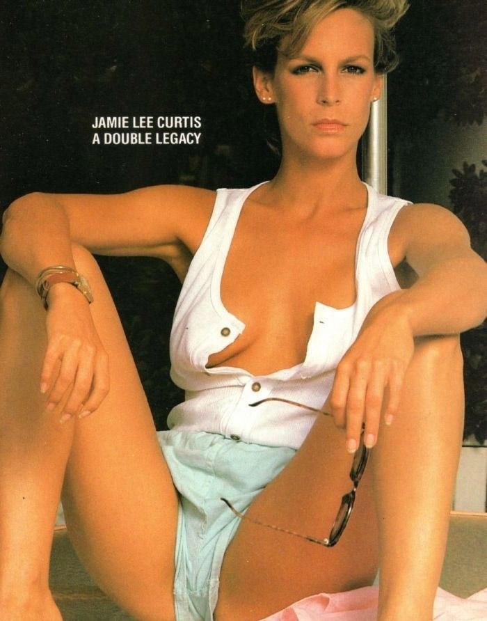 Jamie Lee Curtis Nude. Photo - 11