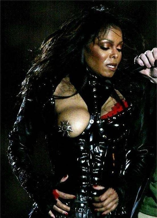 Janet Jackson  nackt