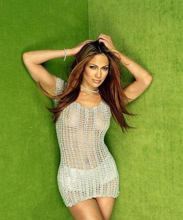 Nackt lopez Jennifer Lopez