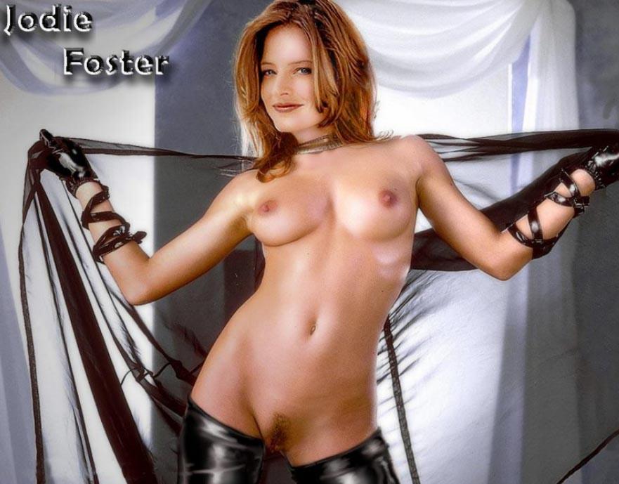Jodie Foster Nackt. Foto - 32