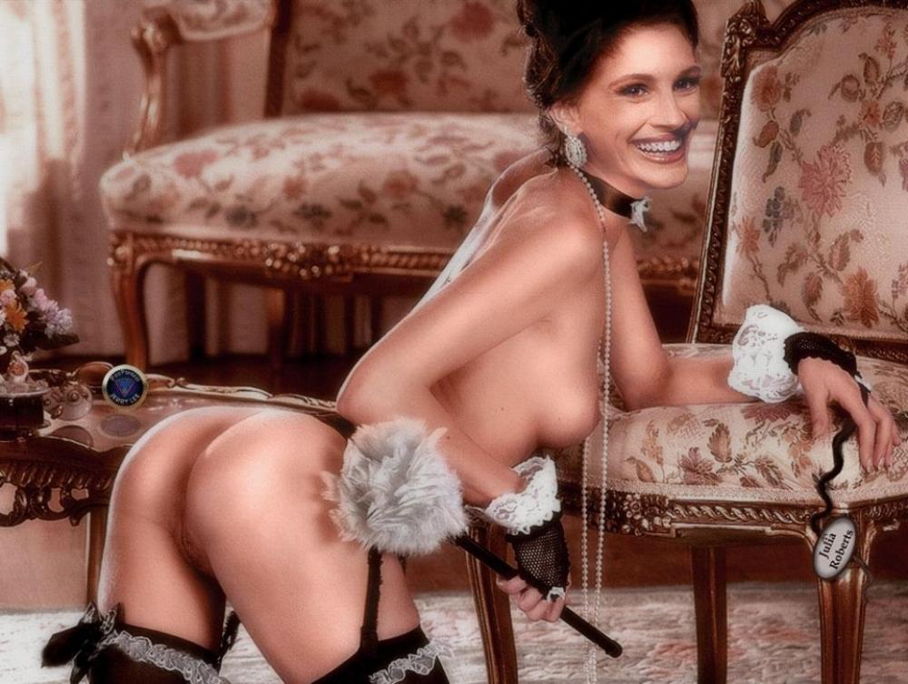 Julia Roberts Nago. Zdjęcie - 28