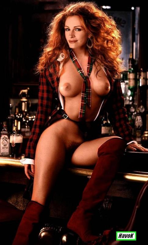 Julia Roberts Nago. Zdjęcie - 30