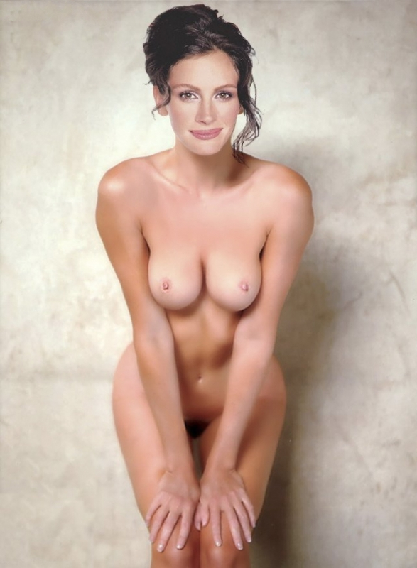 Julia Roberts Nago. Zdjęcie - 4