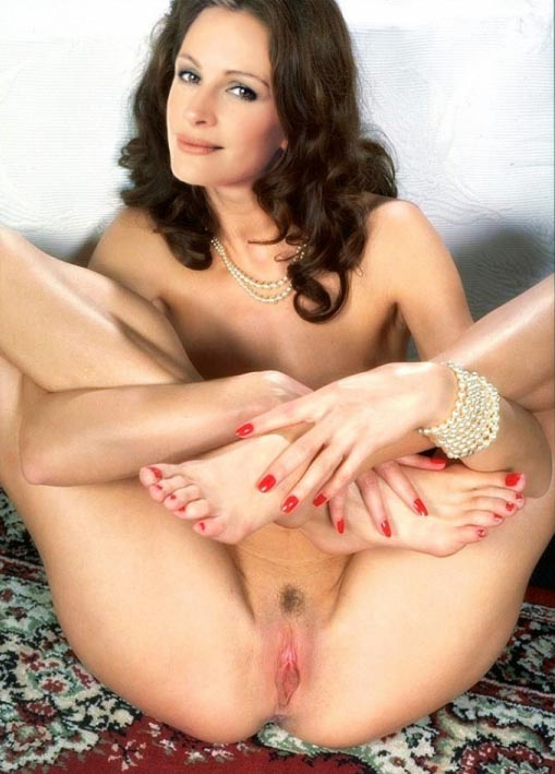 Julia Roberts Nago. Zdjęcie - 43