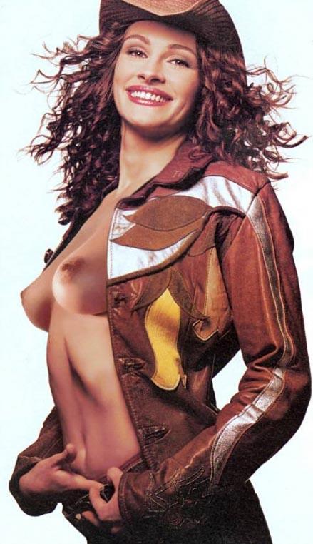 Julia Roberts Nago. Zdjęcie - 47