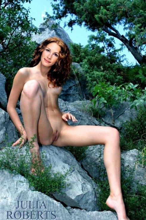 Julia Roberts Nago. Zdjęcie - 6