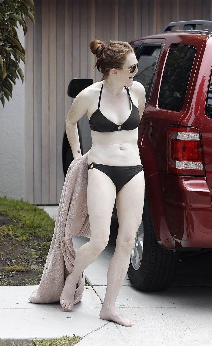 Julianne Moore Nago. Zdjęcie - 21
