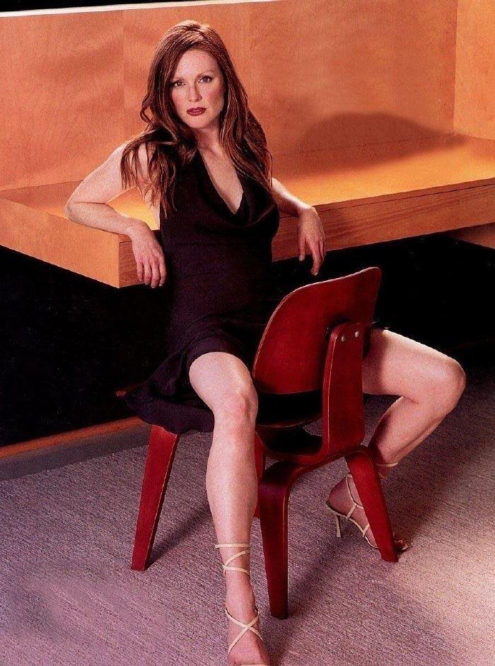 Julianne Moore Nago. Zdjęcie - 24
