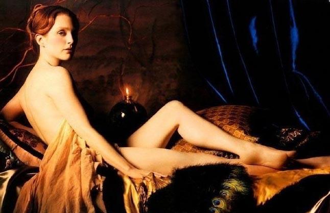 Julianne Moore Nago. Zdjęcie - 3