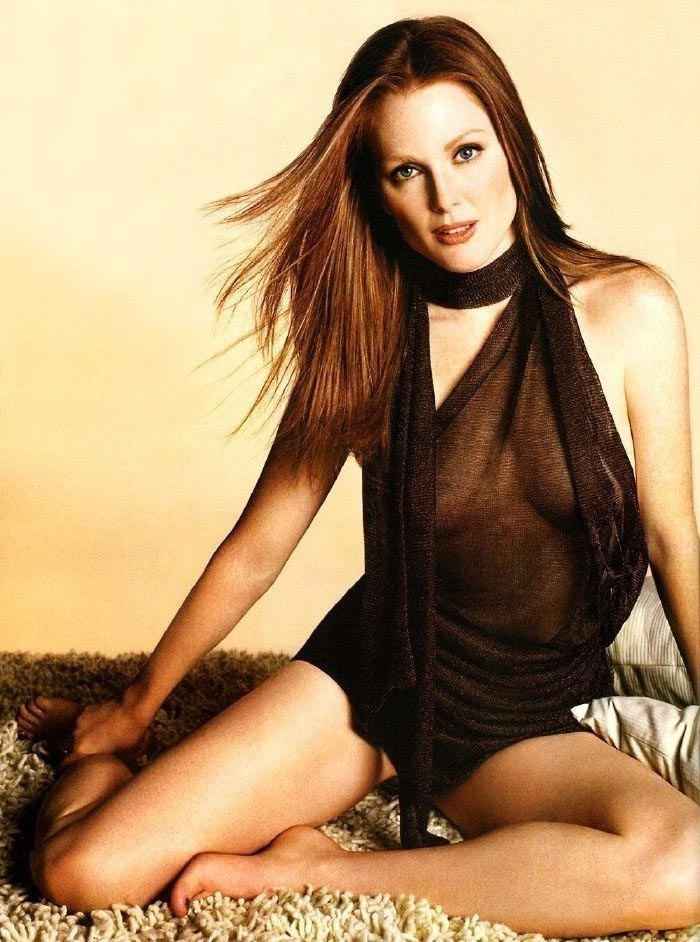 Julianne Moore Nago. Zdjęcie - 7
